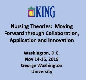 2019 Collaborative K I N G  Conference – Washington, DC