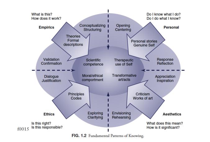 fundamental patterns of knowing in nursing