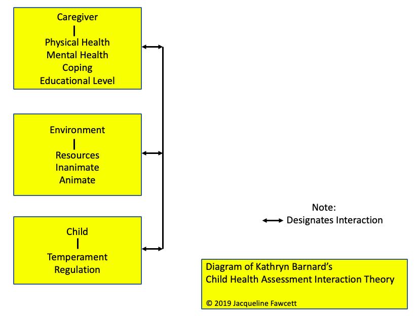 Barnard S Child Health Assessment Interaction Theory Nursology