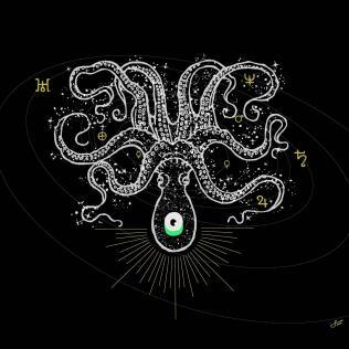 Celestial Octopus